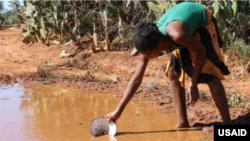 Drought in Madagascar (USAID)