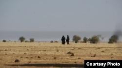 """Photo à titre d'illustration: L'accrochage s'est produit dans la nuit de mardi à mercredi """"dans une zone militaire fermée"""" et interdite """"à la circulation, près de Aïn Ben Tili"""", proche de la frontière avec le Sahara occidental."""