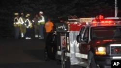 Autoridades responden a un tiroteo en la pequeña localidad de Ross Township, en Pensilvania. Tres personas murieron en el incidente.