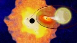 Black Hole တြင္းနက္ႀကီး