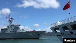 چین: از پایگاه در جیبوتی برای نفت گیری کشتی های جنگی که در آب های یمن و سومالیا فعالیت دارند، استفاده خواهد شد
