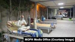 په افغانستان کې د کرونا ویروس د مثبتو پېښو شمېر ۴۰۶۸۷ ته پورته شو.