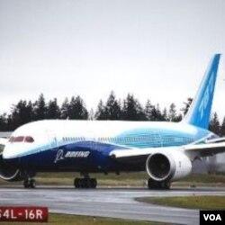 Tiongkok setuju untuk membeli 200 pesawat produksi Boeing senilai 19 milyar dolar AS.