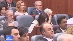 Krijimi i qeverisë së re në Maqedoni