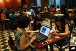 Việt Nam có 64 triệu người dùng internet