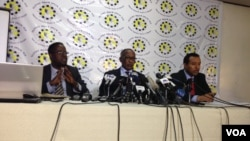 Ethiopian National Election Board announces provisional results.