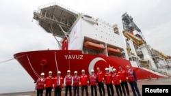 Cyprus Turkey Drill
