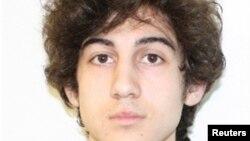 Dzhokhar Tsanaev, nghi can đánh bom tại cuộc đua Marathon ở Boston