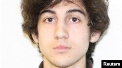 Dzhokhar Tsarnaev, 19 tuổi, đối mặt với án tử hình, nếu bị kết tội.