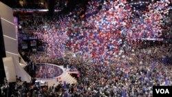 Фото з Конвенції Республіканської партії США у липні 2016-го року