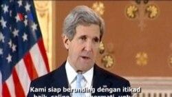 Perjalanan Diplomatik Pertama Menlu AS - Liputan Berita VOA