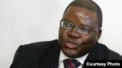 Former Finance Minister Tendai Biti
