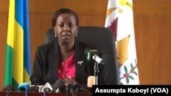 Minister Louise Mushikiwabo