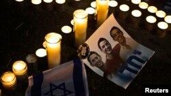 哈马斯宣布对6月份绑架并杀戮三名以色列少年负责,这次事件导致了目前的加沙战争。