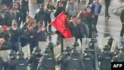 Lëvizja Vetëvendosje paralajmëron protesta të tjera më 22 janar