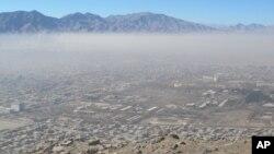 آلودگی هوای کابل، یکی از پیامدهای توسعه غیر اصولی شهری بوده است