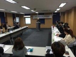한국 민간단체, 탈북 대학생 리더십캠프 열어