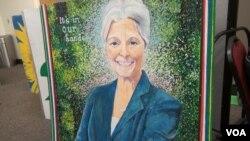 Jill Stayn portreti