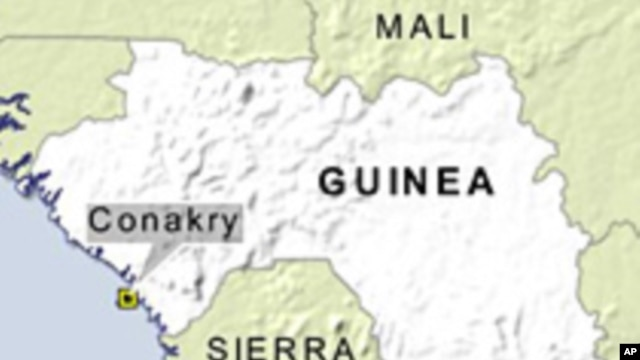 Human Rights Group: Guinea Military Kills 157 in Crackdown