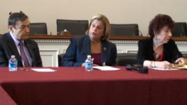 Washington, takim për Maqedoninë
