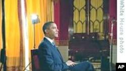 奥巴马称美医保改革为国家经济支柱