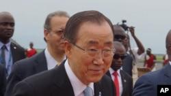 Magatakardar Majalisar Dinkin Duniya, Ban Ki-moon