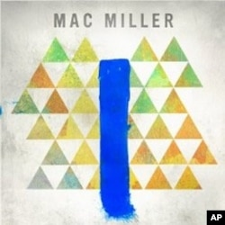 "Mac Miller's ""Blue Slide Park"" CD"