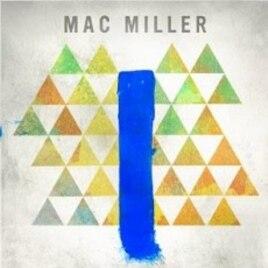 "Mac Miller's ""Blue Slide Park"" CD"
