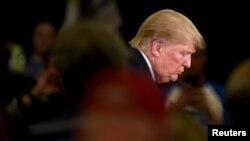 Donald Trump, le favori des primaires républicaines