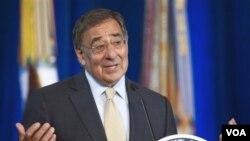 Menteri Pertahanan Amerika, Leon Panetta
