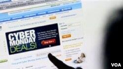 Las comrpas del Cyber Monday ayudaron en gran medida al fuerte incremento de las ventas de la temporada.
