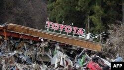 Перебои у японских автостроителей