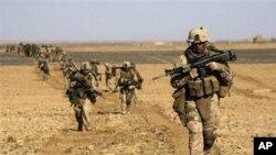 هێزێـکی ناتۆ له ئهفغانسـتان، (ئهرشیفی وێنه)