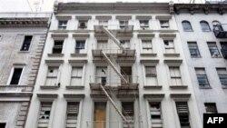 Tòa nhà ở Park Place, Manhattan, nơi người Hồi giáo muốn xây dựng một trung tâm văn hóa, trong đó có cả một ngôi đền, gần địa điểm xảy ra vụ tấn công khủng bố ngày 11 tháng 9 năm 2001 ở New York