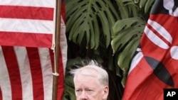 US Ambassador to Kenya Michael Ranneberger (file)