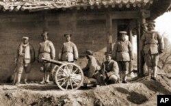 山西的军队(1925年)