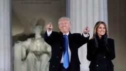 Donald Trump က်မ္းသစၥာက်ိန္ဆိုပြဲအေပၚ ျမန္မာတခ်ိဳ႔ခန္႔မွနး္ခ်က္