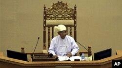 Tổng thống Miến Điện Thein Sein cam kết sẽ thúc đẩy làn sóng thứ nhì của quá trình cải cách