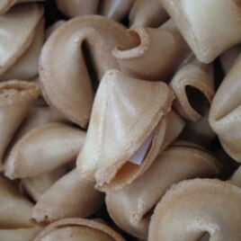 Tsue Chong factory in Seattle, Washington, was established in 1917 and now produces almost 30 million fortune cookies a year.