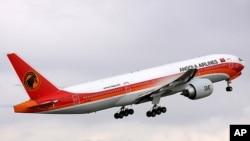 TAAG Decidiu Suspender Todos os Voos Com a Frota dos Boeing 777