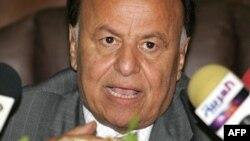 Shugaban Yamal Abdu Rabu Mansour Hadi wanda ke gudun hijira a kasar Saudiya