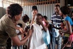 Lançada campanha de vacinação contra a febre amarela - 1:36