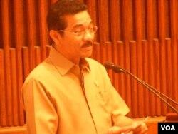 Menteri Dalam Negeri RI, Gamawan Fauzi (Foto: dok).