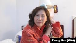 活动人士倪玉兰 (资料照片)