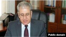Dr. Jabar Kadir