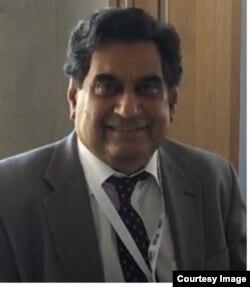 ڈاکٹر ظفر بخاری