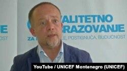 Radoje Cerović, psiholog