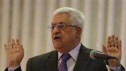 عباس می گوید هدف استقلال فلسطین را دنبال می کند