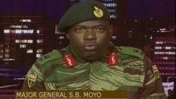 Bethukile Abakhokhela Uhulumende Wakwele Zimbabwe Ngokubhubha Kweziphathamandla Zelizwe