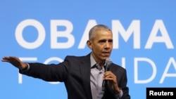 Rais wa zamani wa Marekani, Barack Obama